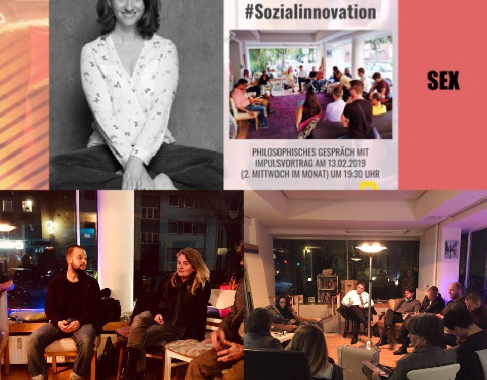 Meetup Sozialinnovation vom 13. Februar 2019