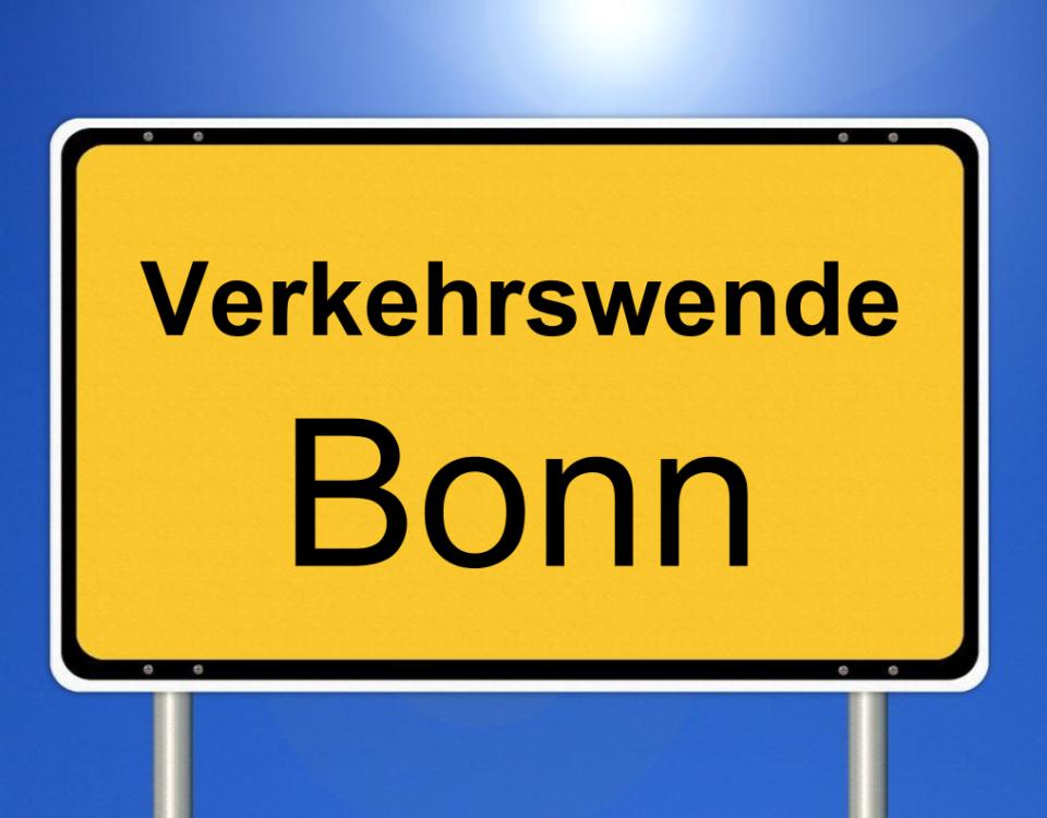 Mobilitätstermine Bonn ab dem 11.2.2019