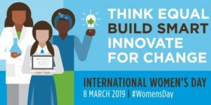 Think equal, build smart and innovate for change