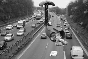 """Foto-Essay """"Auf Fußgängerbahnen"""""""