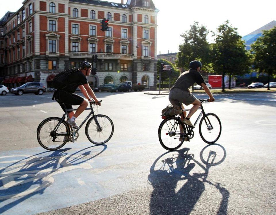 5 gute Gründe häufiger auf's Fahrrad zu steigen