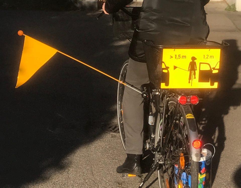 So wird Radfahren auf den Straßen in Bonn sicherer !