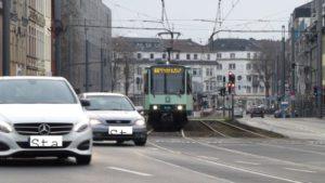 Beschleunigung der Stadtbahnlinie 66