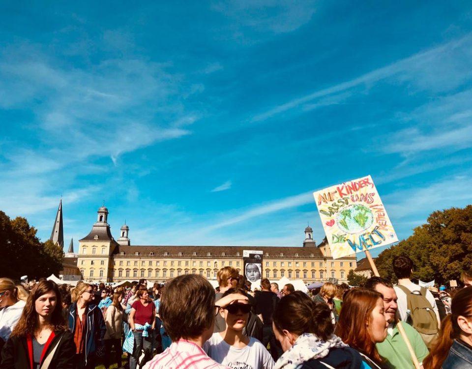 """""""Bonn will Klimapolitik!"""""""