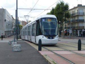 Verkehr in den Städten Frankreichs